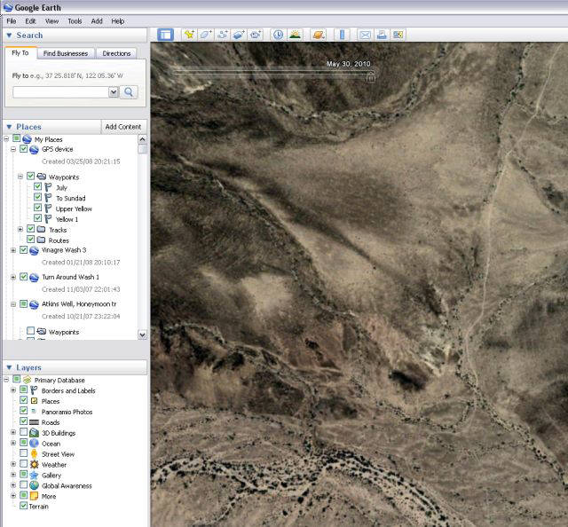 In The Desert Google Earth Satellite Map Latitude And Longitude - Google earth satellite map