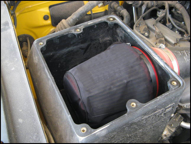 The best air filter for off road use in the desert
