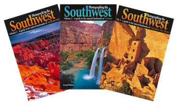 Photographing the Southwest by Laurent Matres