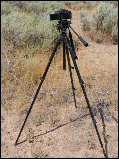 Slik Video Tripod
