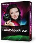 Corel's Paint Shop Pro X 4