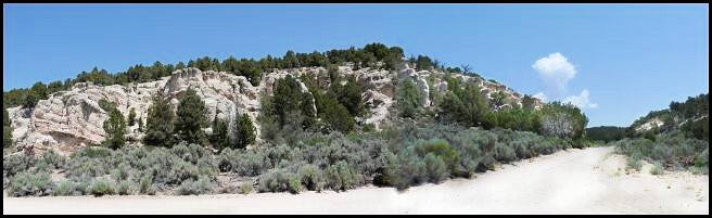 Deer Lodge Canyon