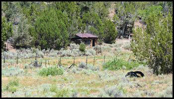 Deer Lodge, Ghost Town