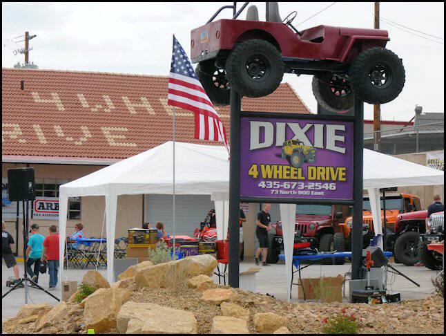 Dixie 4Wheel Drive Open House