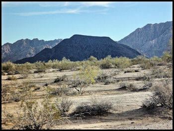 in the desert high tanks arizona el camino del diablo highway of death spook canyon wikimapia map