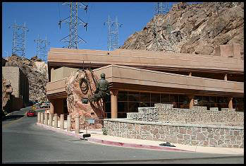 Hoover Dam Visitors Center