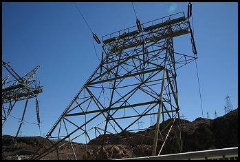 High Power Transmission Towers
