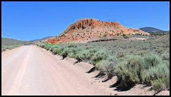 In the Desert, Mountain Spring, Trains, Lund, Utah, Bible Spring