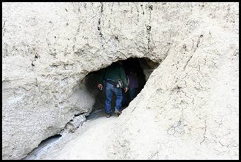Mud Caves
