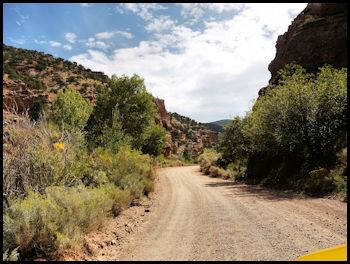 Little Creek Canyon Road