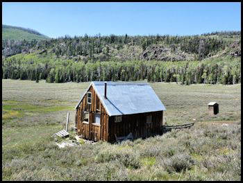 Rancher's Cabin in Horse Valley