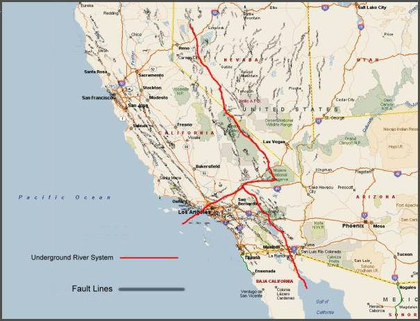 in the desert argosy underground rivers largest river system