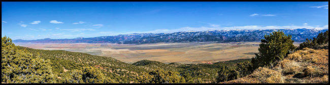 Panoramic View from Black Rock Mt.